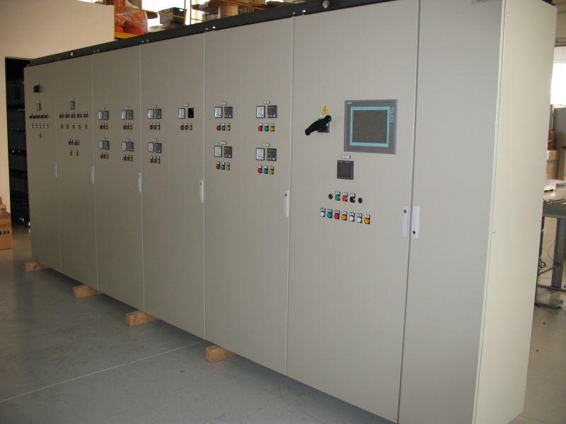 Schemi Cablaggio Quadri Elettrici : Tecnoquadri cr cablaggio quadri elettrici con